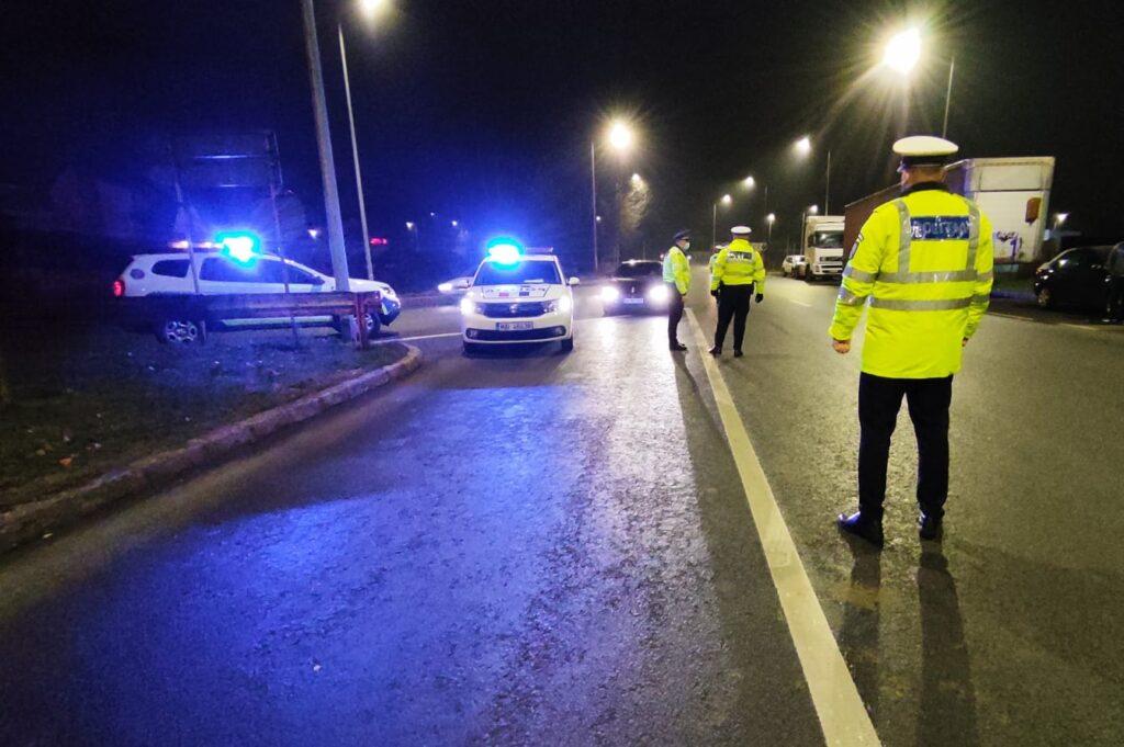 Tunisian prins pe autostrada A1 la miezul nopții