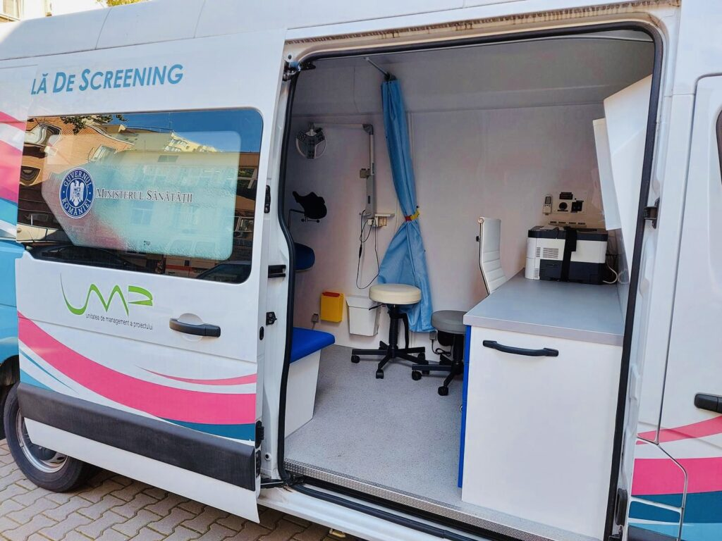 """Testări """"Babeș Papanicolau"""" și HPV, gratuite la Mioveni"""