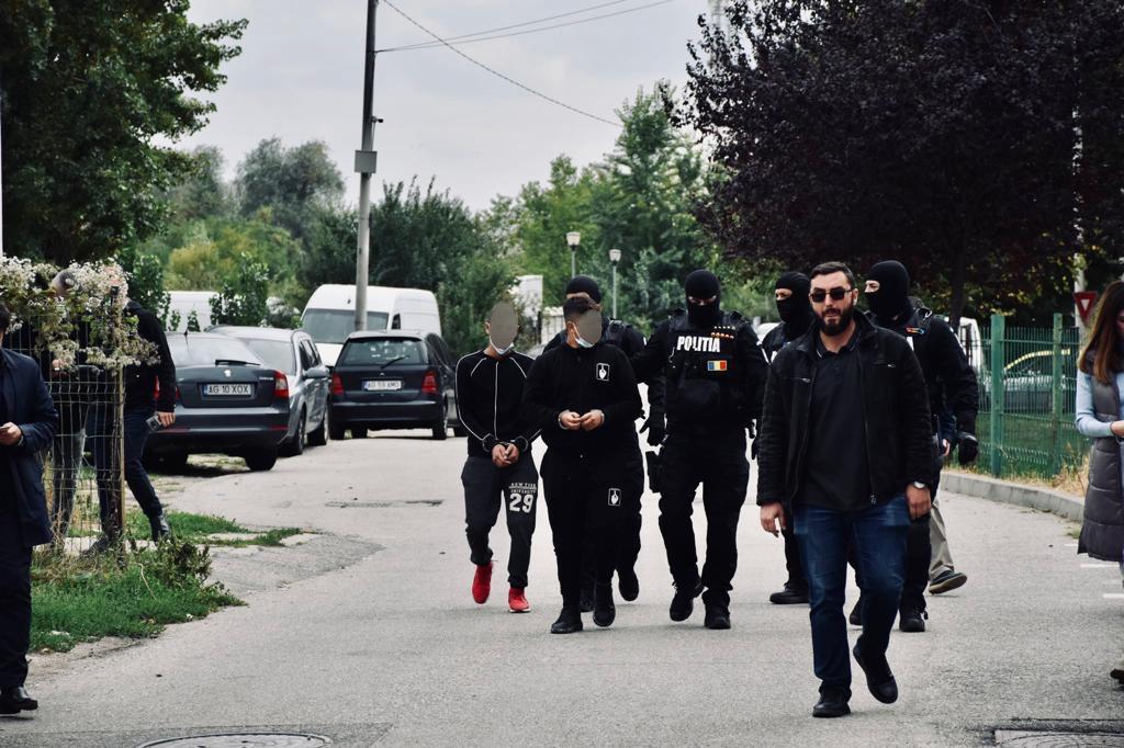 Video: Filmul de groază al crimei din Pitești. Doi minori reținuți!