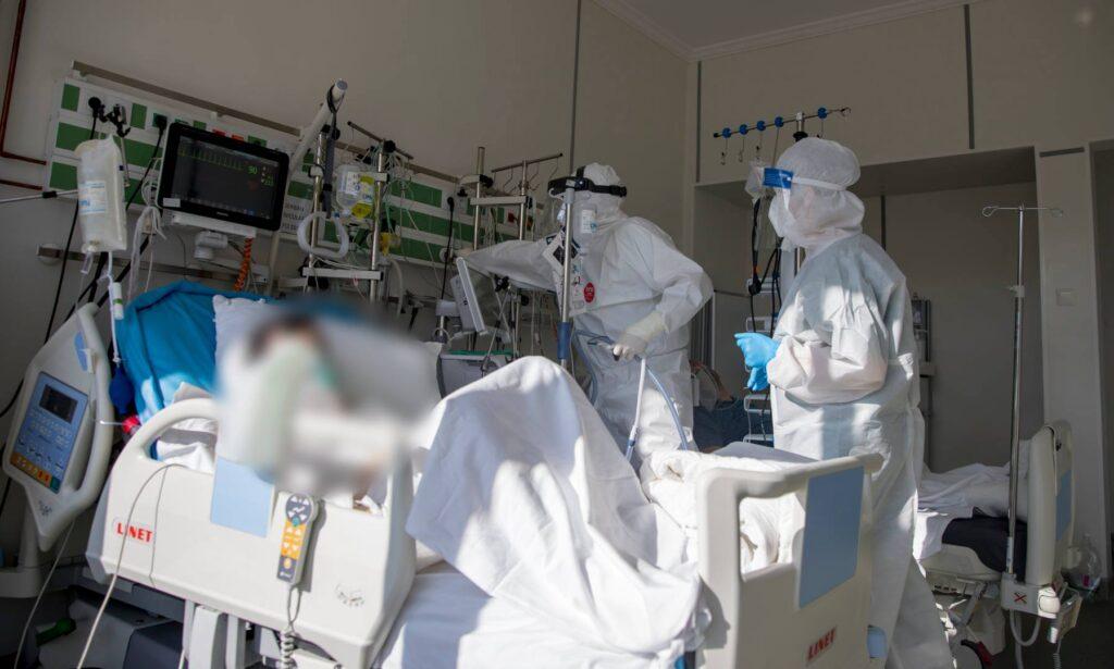 Creștere îngrijorătoare: peste 100 de cazuri Covid astăzi, în Argeș