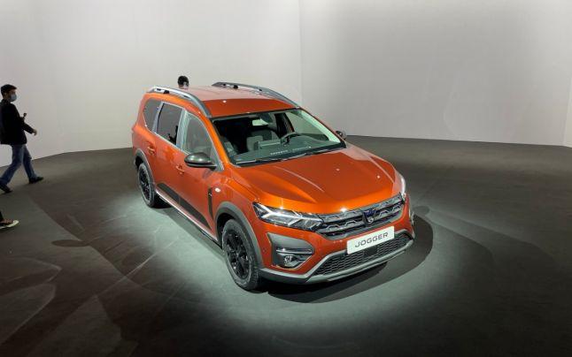 Jogger, primul hibrid din gama Dacia va fi asamblat la Mioveni