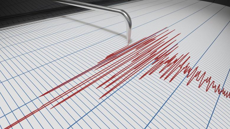 Cutremur azi dimineaţă în Argeș