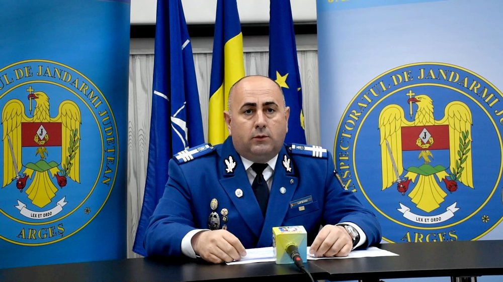 Colonelul Lupescu, înlocuit de la comanda jandarmeriei argeşene