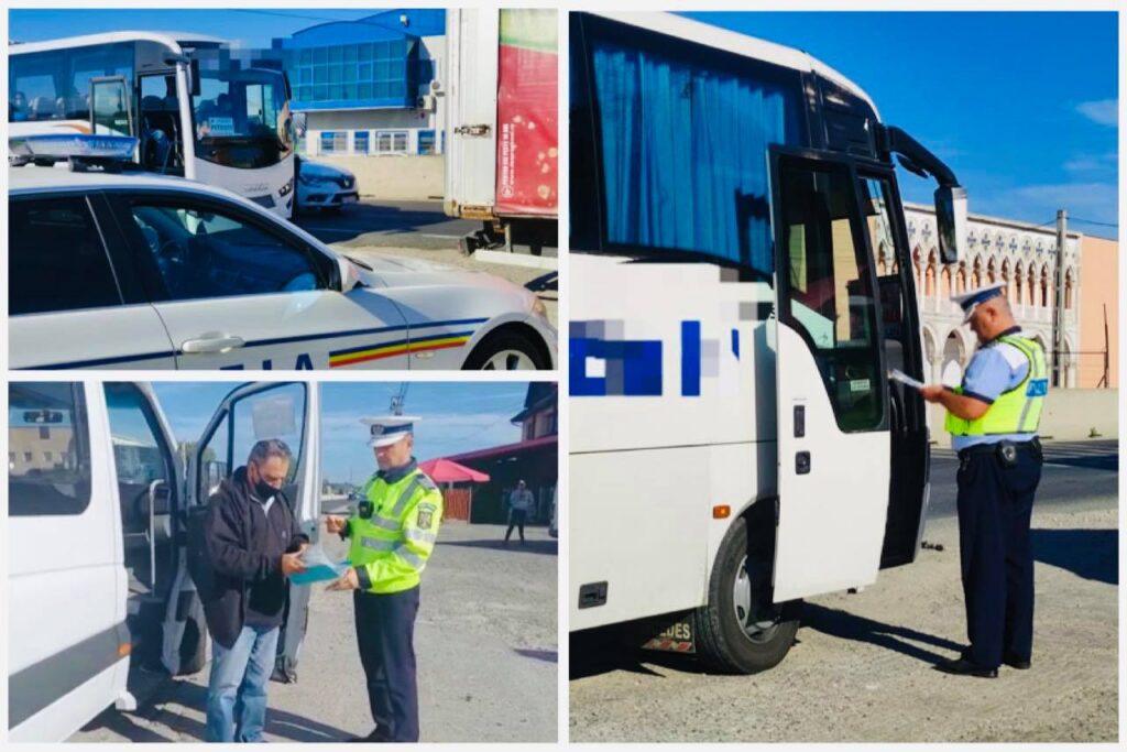 Video: Zeci de şoferi amendaţi şi permise retrase în Argeş