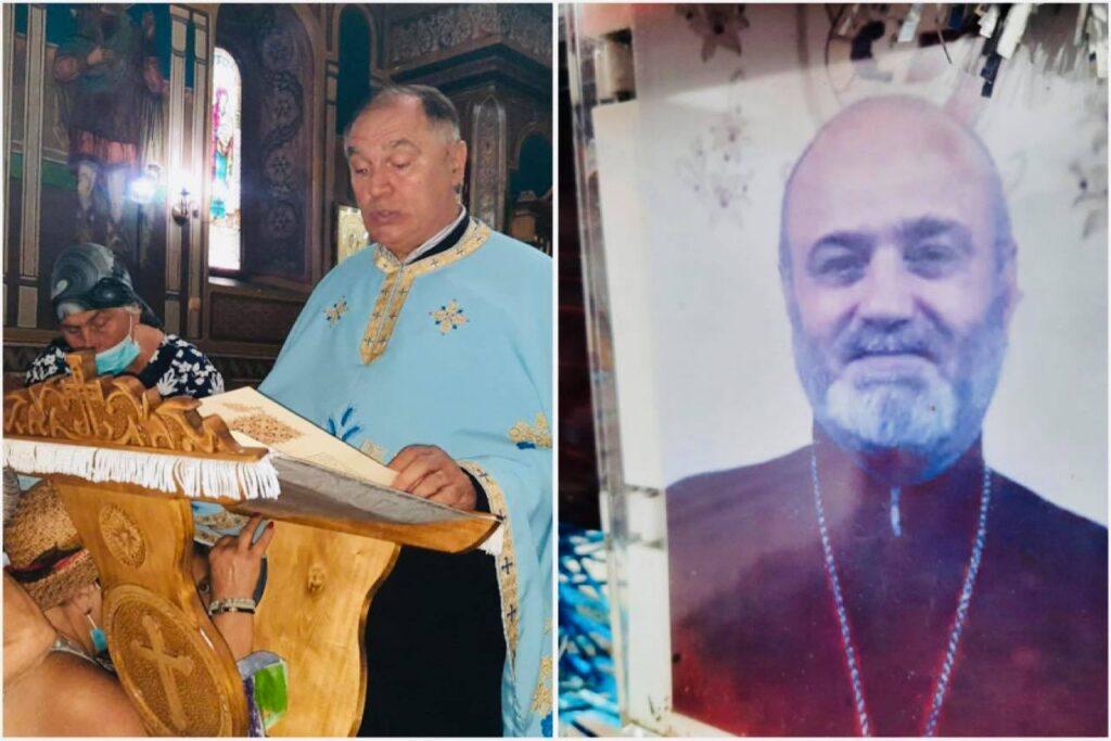 Părintele Marius Popescu n-a fost uitat