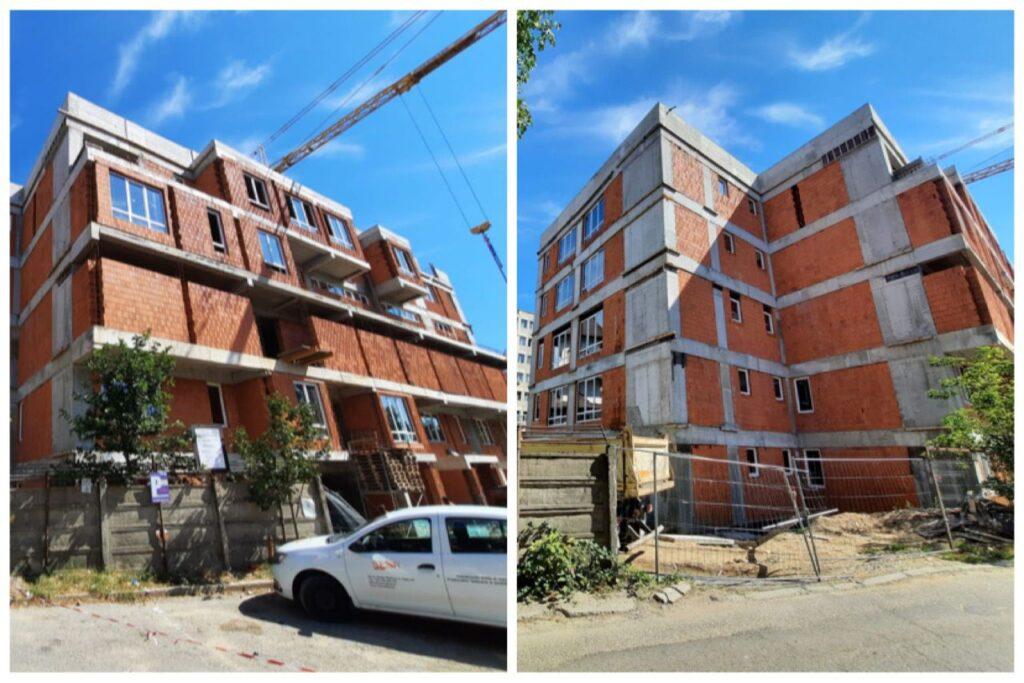 Se fac ultimele pregătiri pentru noul spital din Pitești