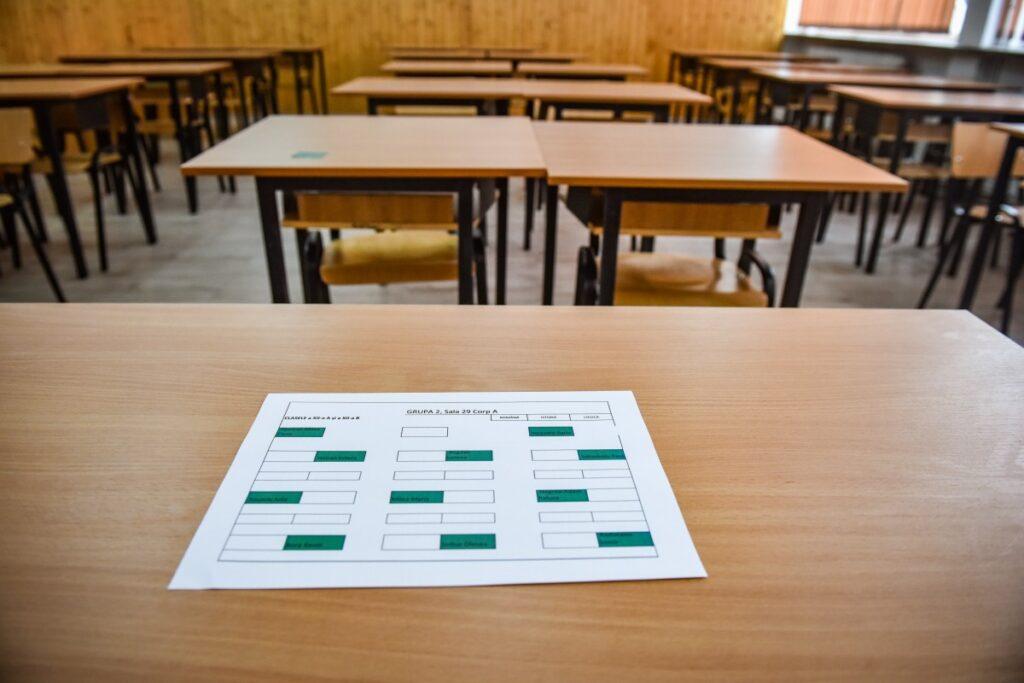 O clasă din Argeş şi-a suspendat orele faţă în faţă din cauza Covid