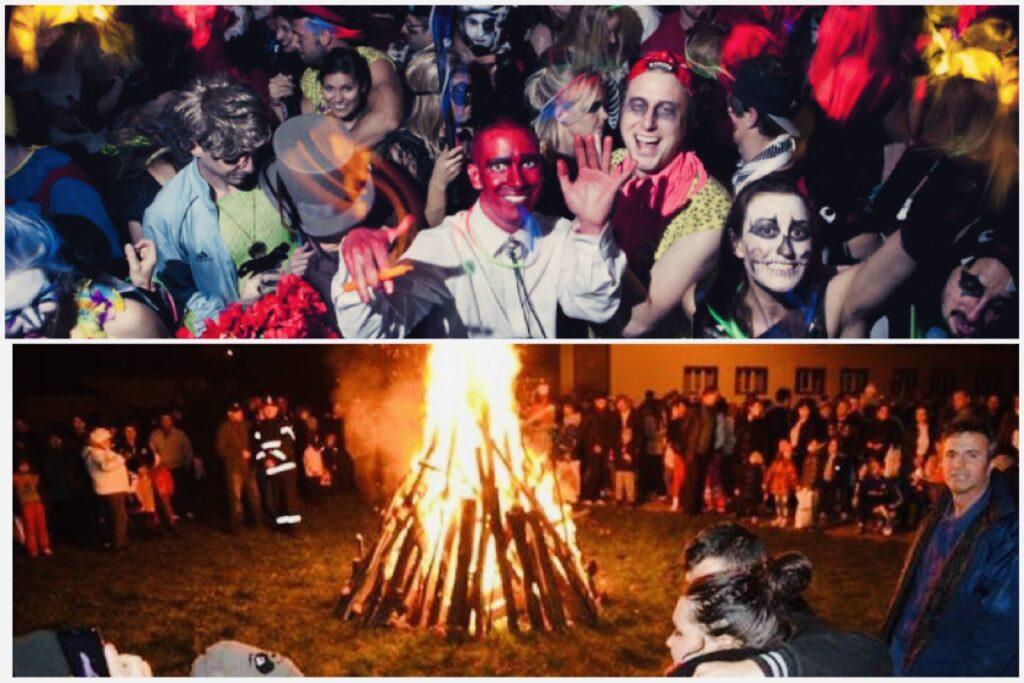 Halloween și Focul lui Sumedru, petreceri interzise în Argeș