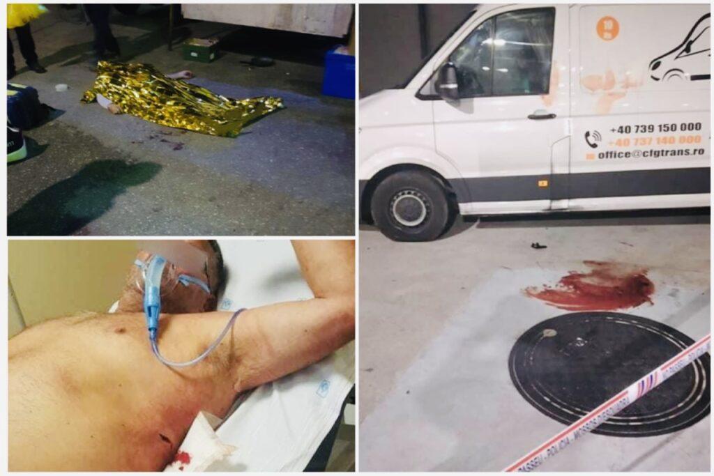 Șofer de tir din Argeș și-a înjunghiat mortal un coleg în Spania