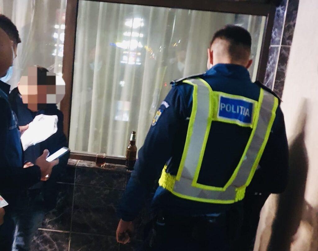 Nuntă încheiată cu amenzi în Argeș. Polițiștii nu ratează nimic!