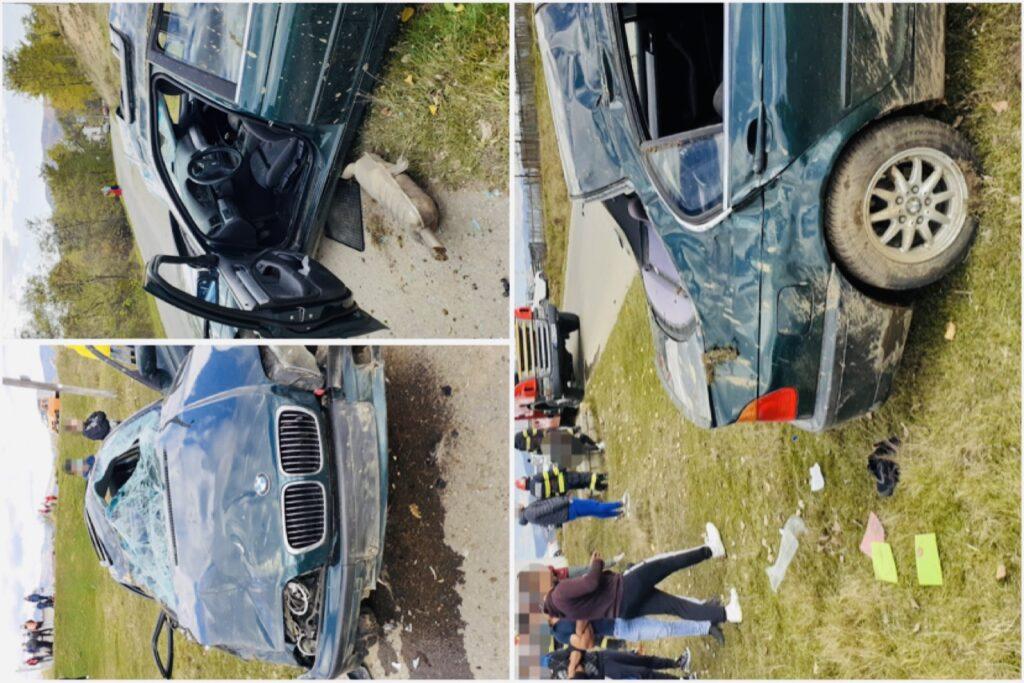 Accident tragic în Argeș. Un băiat de 16 ani a decedat!