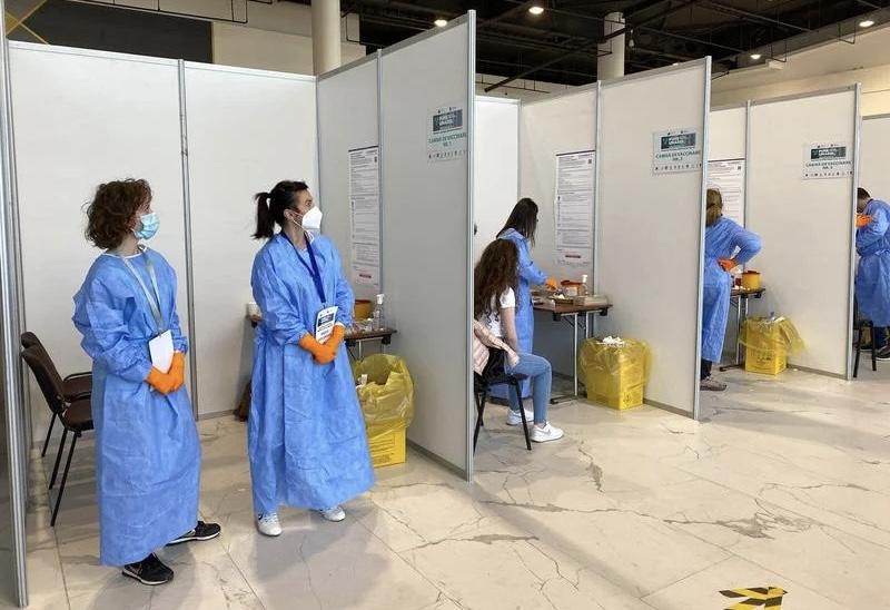 A început distribuţia voucherelor pentru vaccinaţi
