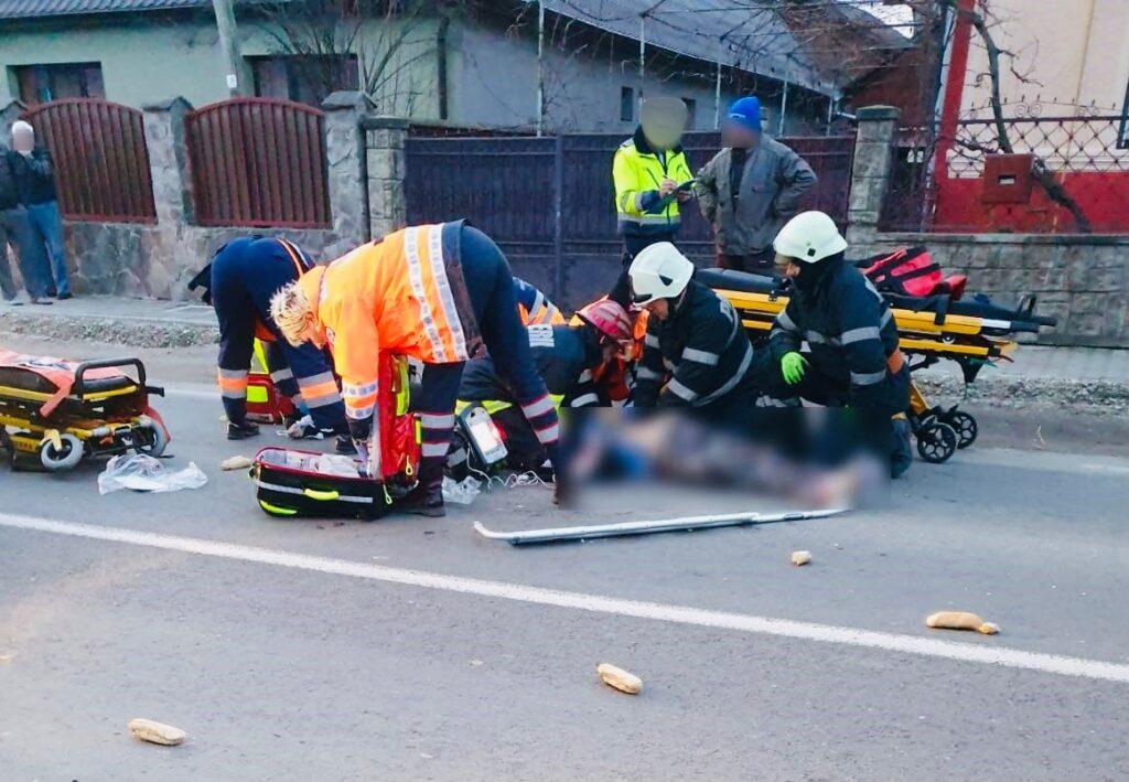 Zi neagră în Argeș, a avut loc un alt accident mortal cu pieton