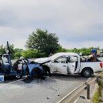 A murit șoferul de 59 ani implicat în accidentul de la Mioveni