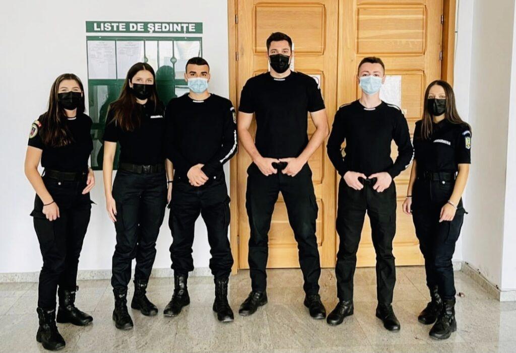 Tineri argeșeni pregătiți pentru o carieră în Jandarmerie