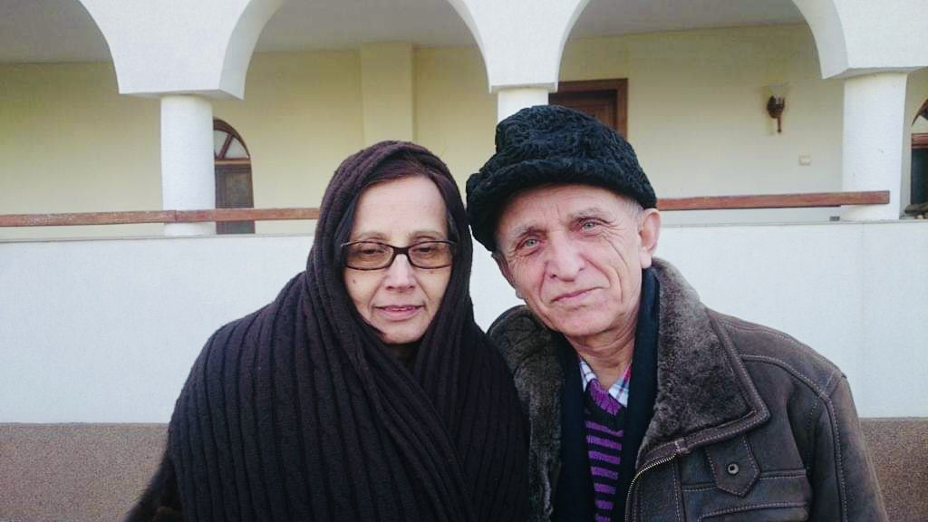 Soții Jugănaru s-au spovedit şi împărtăşit înainte de moarte