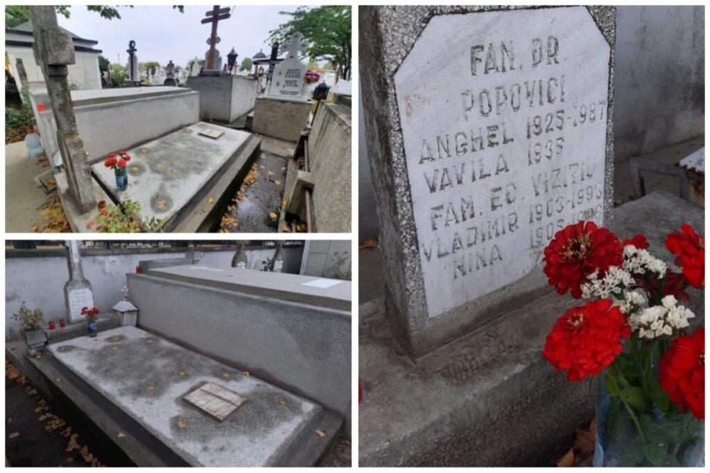 Video: Profanare la cimitirul