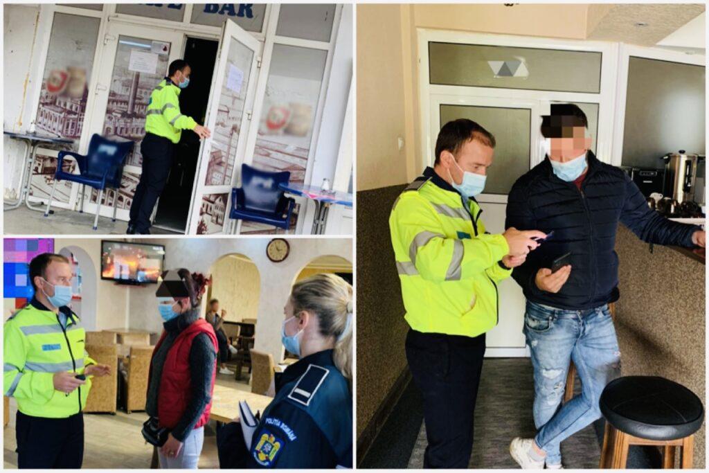 Localurile, luate la pas de poliţişti în Argeş. Vaccinul, obligatoriu!