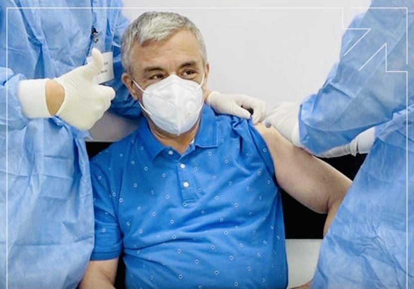 """Deputatul Adrian Miuțescu: ,,Vaccinarea este singura soluție!"""""""