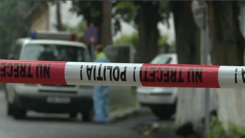 Bărbat găsit mort de câteva zile la Ștefănești