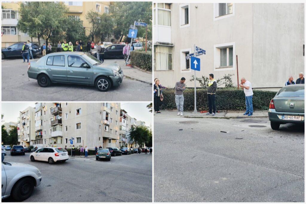 În Găvana, accidentele se țin în lanț după instituirea noilor sensuri