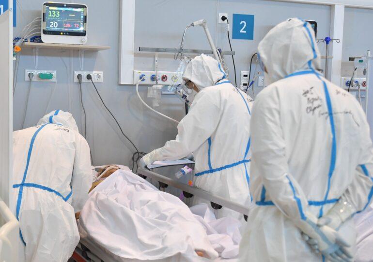 Prăpăd în Argeş. 12 decese Covid şi sute de noi cazuri confirmate